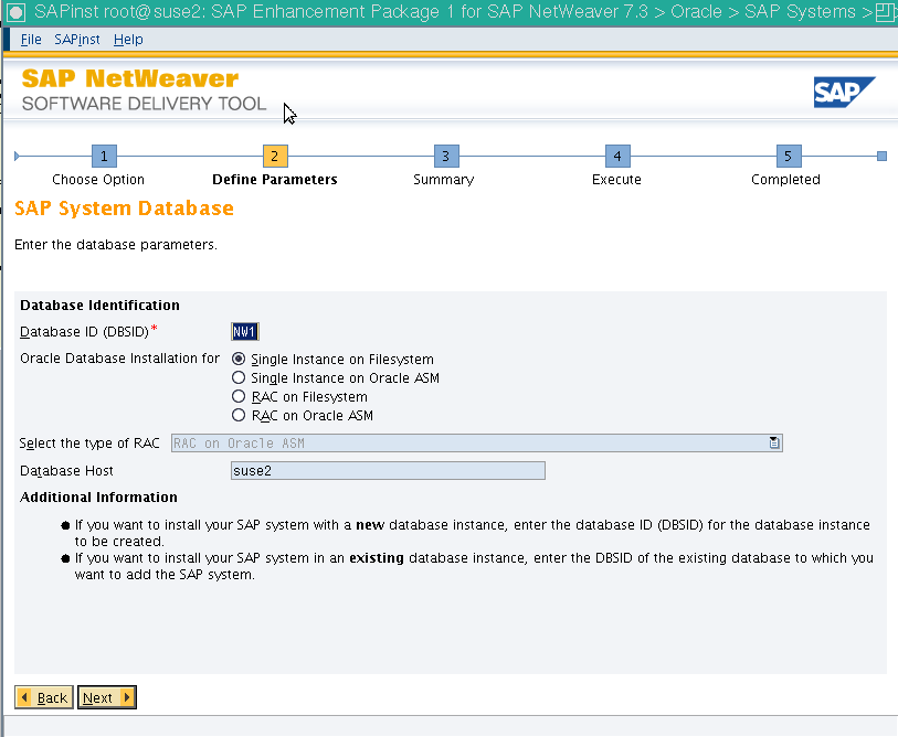 Guide to Installing SAP Netweaver 7 31 on Suse using Oracle 11g