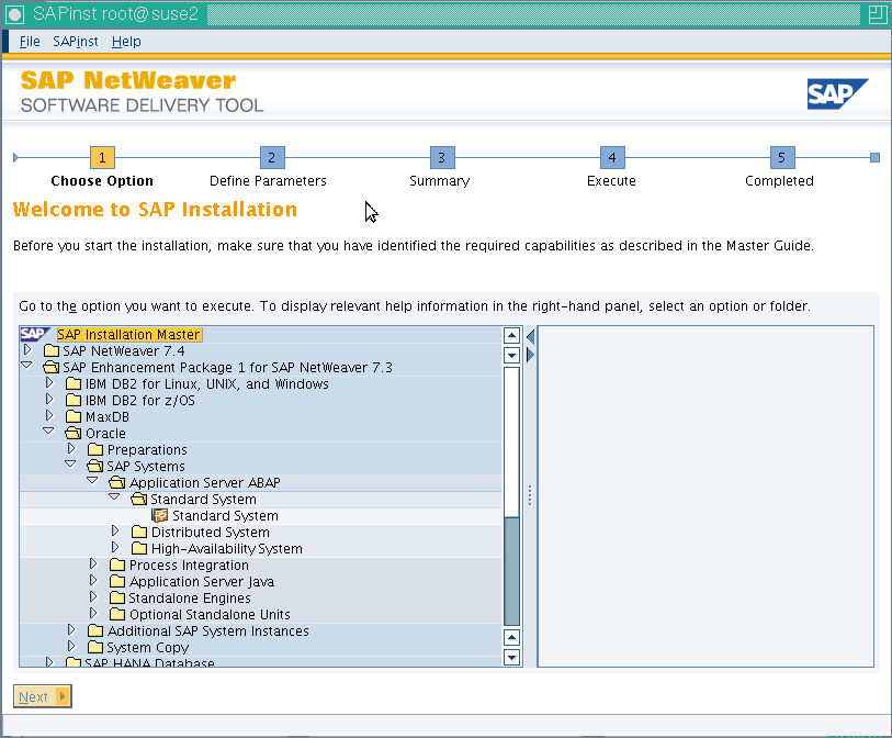 Guide to Installing SAP Netweaver 7 31 on Suse using Oracle